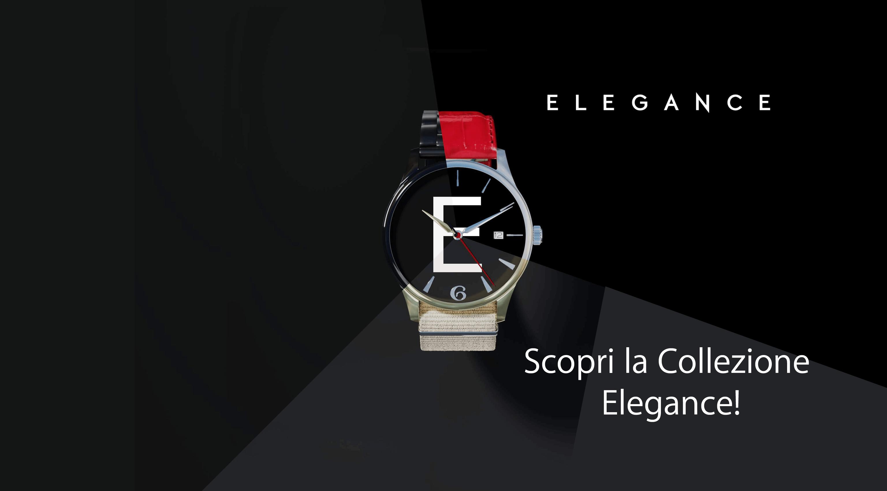 Orologi su misura - Collezione Elegance