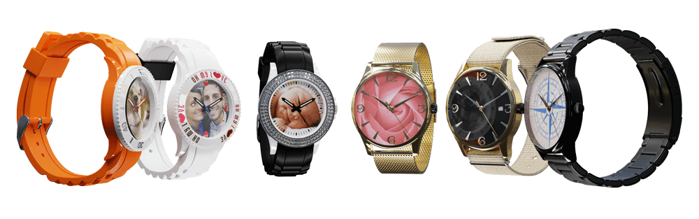 Montres personnalisables - Collection Pop!